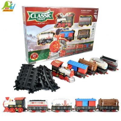 Playful Toys 頑玩具 電動軌道火車 (多款車廂隨機出貨)