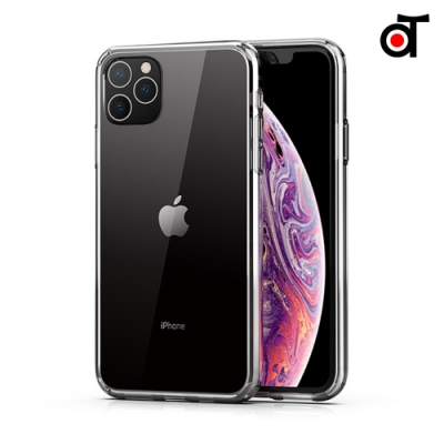 【ATO SELECT】iPhone 11 Pro Max 吸震緩衝防摔透明手機殼