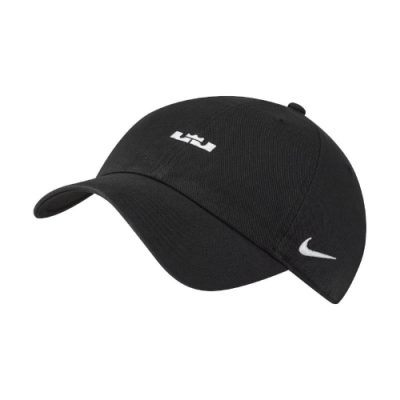 Nike 帽子 LBJ heritage 86 Cap 男女款