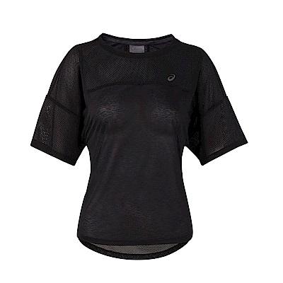 ASICS 女短袖上衣 2012A301-001