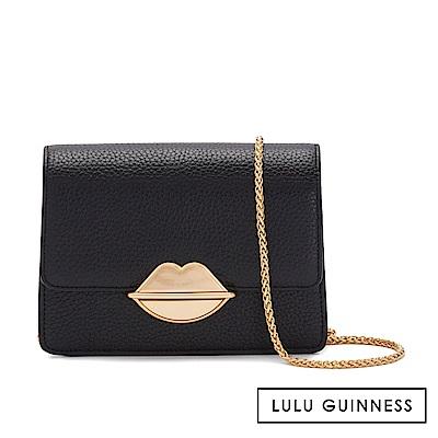 LULU GUINNESS POLLY 側背包 (黑)