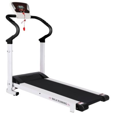 【Simlife】專業級名模專用心跳偵測電動跑步機-顯SO黑