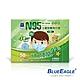 藍鷹牌 立體型6-10歲兒童醫用口罩-50片x1盒(藍/綠/粉) product thumbnail 1