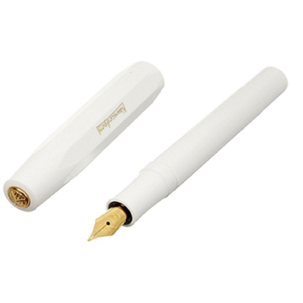 德國KAWECO 經典系列鋼筆*白桿
