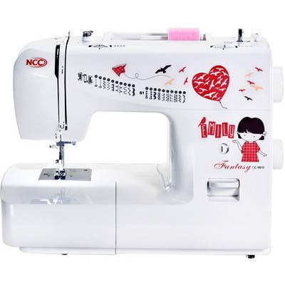 [福利品] 喜佳 NCC fantasy CC-9910 縫紉機