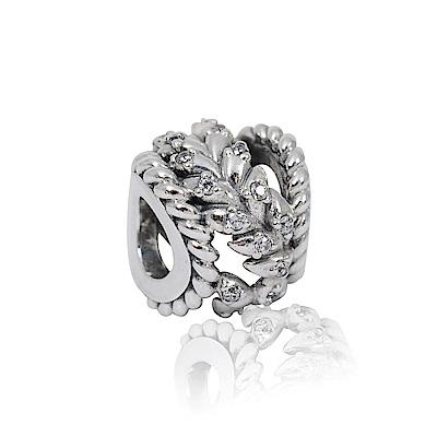 Pandora 潘朵拉 穀物豐收鑲鋯 純銀墜飾 串珠