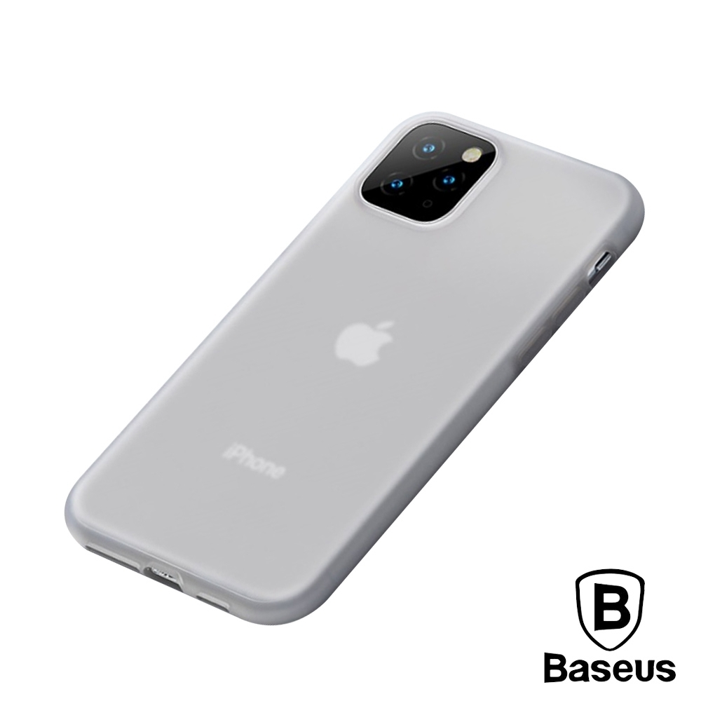 倍思 iPhone11 Pro 液態矽膠防刮抗油污軟殼保護套