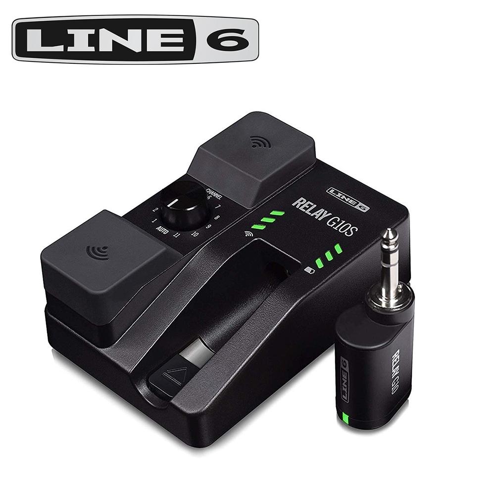 LINE 6 Relay G10S 吉他貝斯無線發射系統