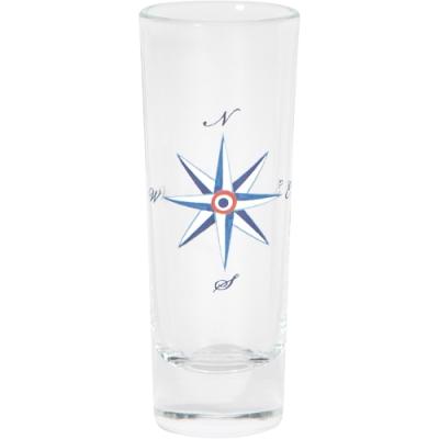 《NOW》晶透烈酒杯(指南針60ml)