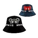 WHY AND 1/2 mini 雙面戴遮陽帽 多色可選