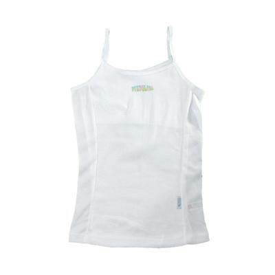 魔法Baby~女童背心(2件一組) 台灣製女童吸汗背速乾細肩帶背心內衣  k51807