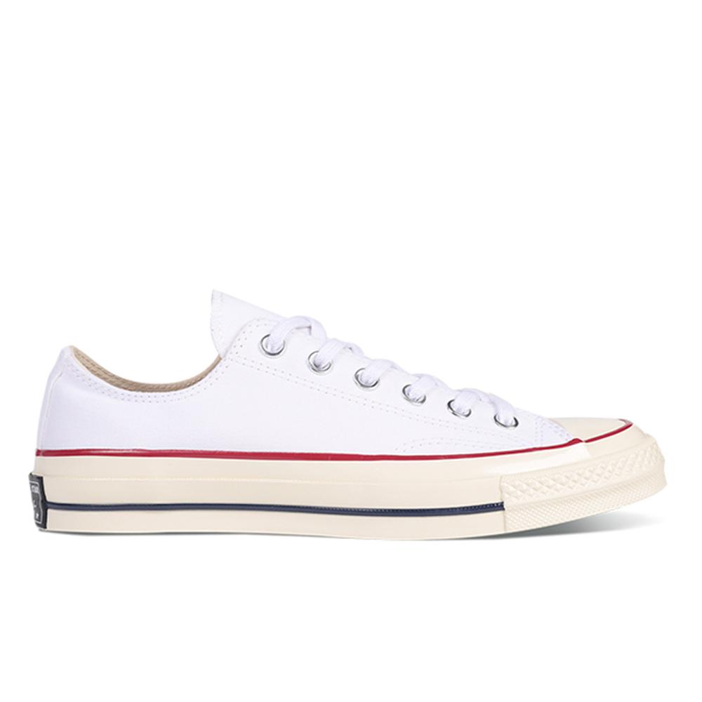 CONVERSE CHUCK 70s 男女休閒鞋162065C-白