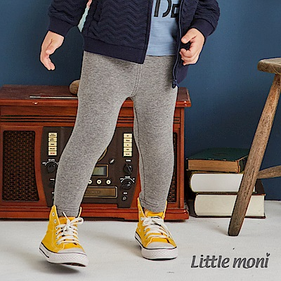 Little moni 內刷毛合身褲(共2色)