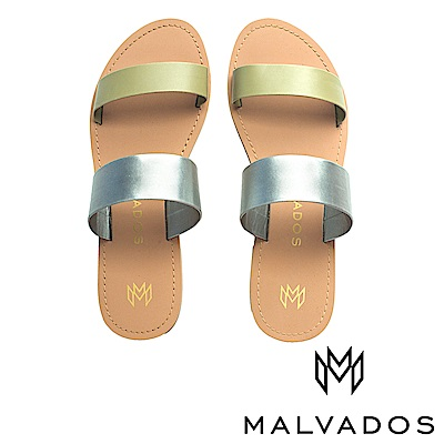 【Malvados 魅凡朵】涼鞋 Icon Azalia 阿薩莉雅《白金》
