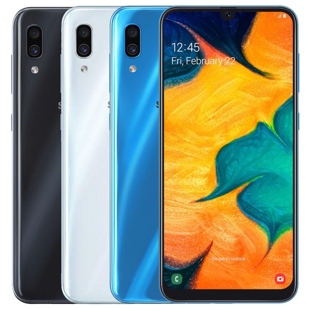 SAMSUNG Galaxy A30 (4G/64G) 6.4吋八核心手機