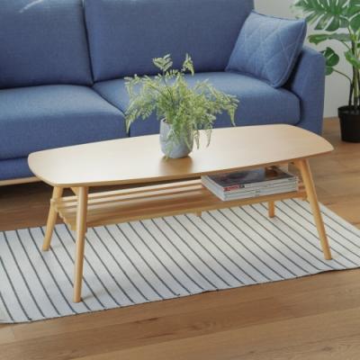完美主義 日系質感大茶几/3.6尺茶几桌/矮桌(2色)