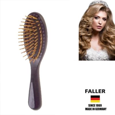 FALLER芙樂德國製FSC大尺寸梣木氣墊木齒梳(一入)