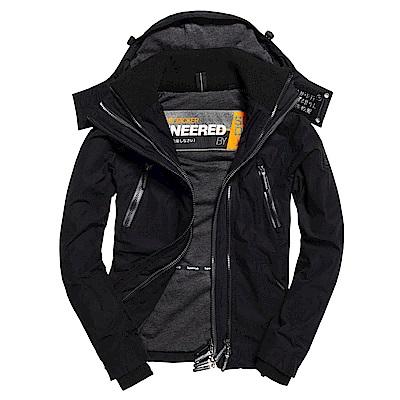 SUPERDRY 極度乾燥 男 外套 黑色 024