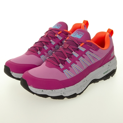 SKECHERS 女慢跑系列 GORUN TRAIL ALTITUDE 防潑水鞋面 - 128203RAS