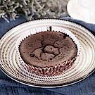 樂活e棧-微澱粉甜點系列-巧克力布朗尼杯子蛋糕(120g/顆)