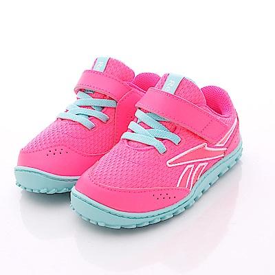 零碼-15cm Reebok頂級童鞋 運動鞋款 FO6676粉