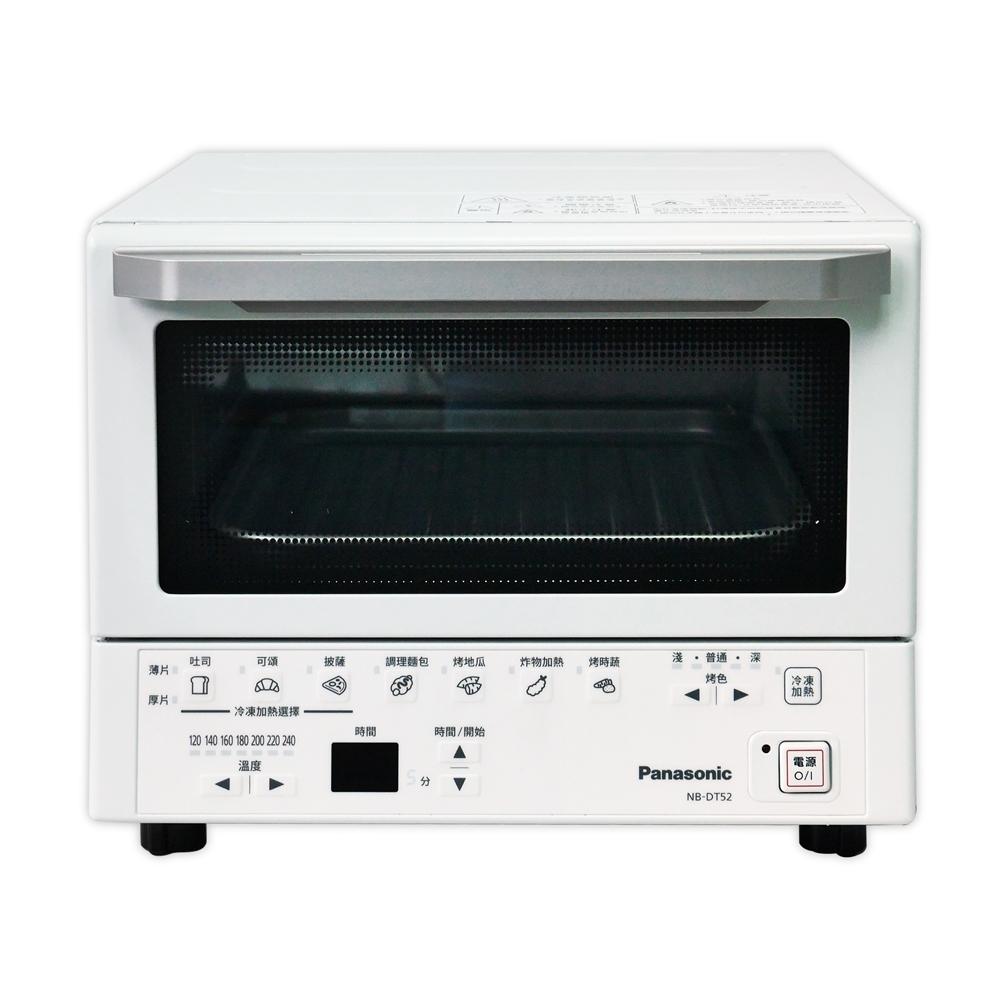 Panasonic國際牌9公升日本超人氣智能烤箱 NB-DT52