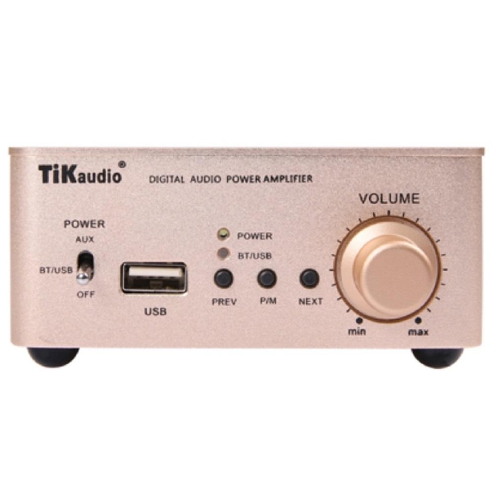 美國 TIKAUDIO DT-268 數位微型擴大機 支援藍芽