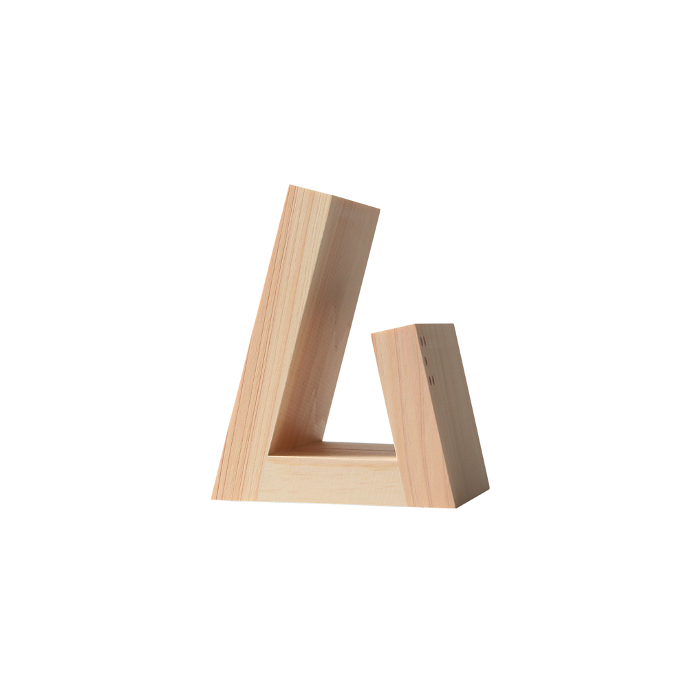 ambai 檜木鍋蓋立架
