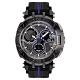 TISSOT天梭 T-RACE MOTOGP 2017限量版賽車錶-黑x藍/45mm T0924173706100 product thumbnail 1