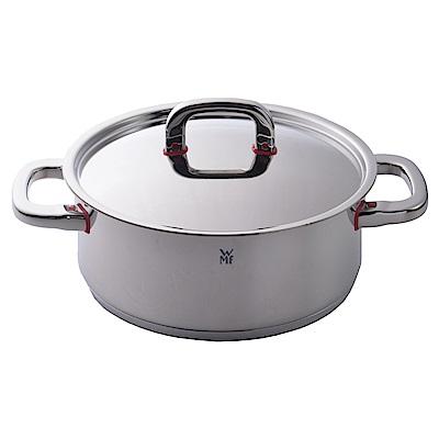 德國WMF Premium one 不鏽鋼矮身燉鍋含蓋 帝王鍋 20cm 德國製