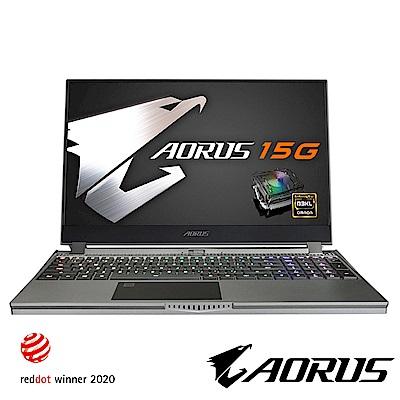 技嘉 AORUS 15G KB 電競筆電 i7-10875H/RTX2060/240Hz