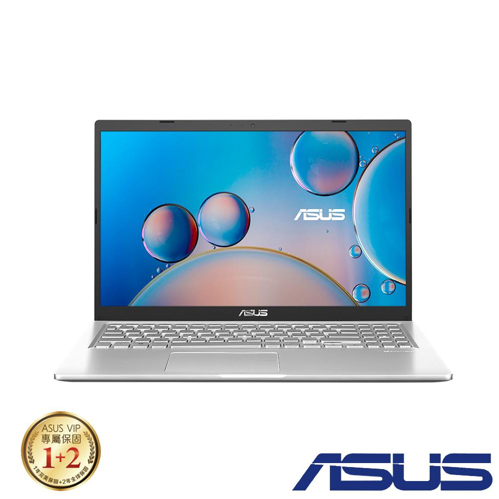 ASUS X515JF 15吋筆電(i5-1035G1/MX130/4G/1T HDD+256G SSD/Laptop/冰柱銀)