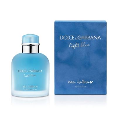 Dolce&Gabbana淺藍男性淡香精50ml