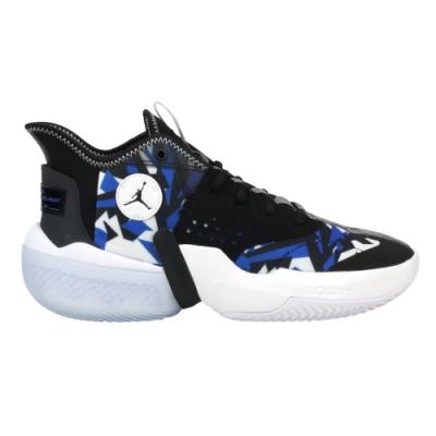 NIKE JORDAN REACT ELEVATION PF限量-男喬丹籃球鞋 CK6617004 黑藍白