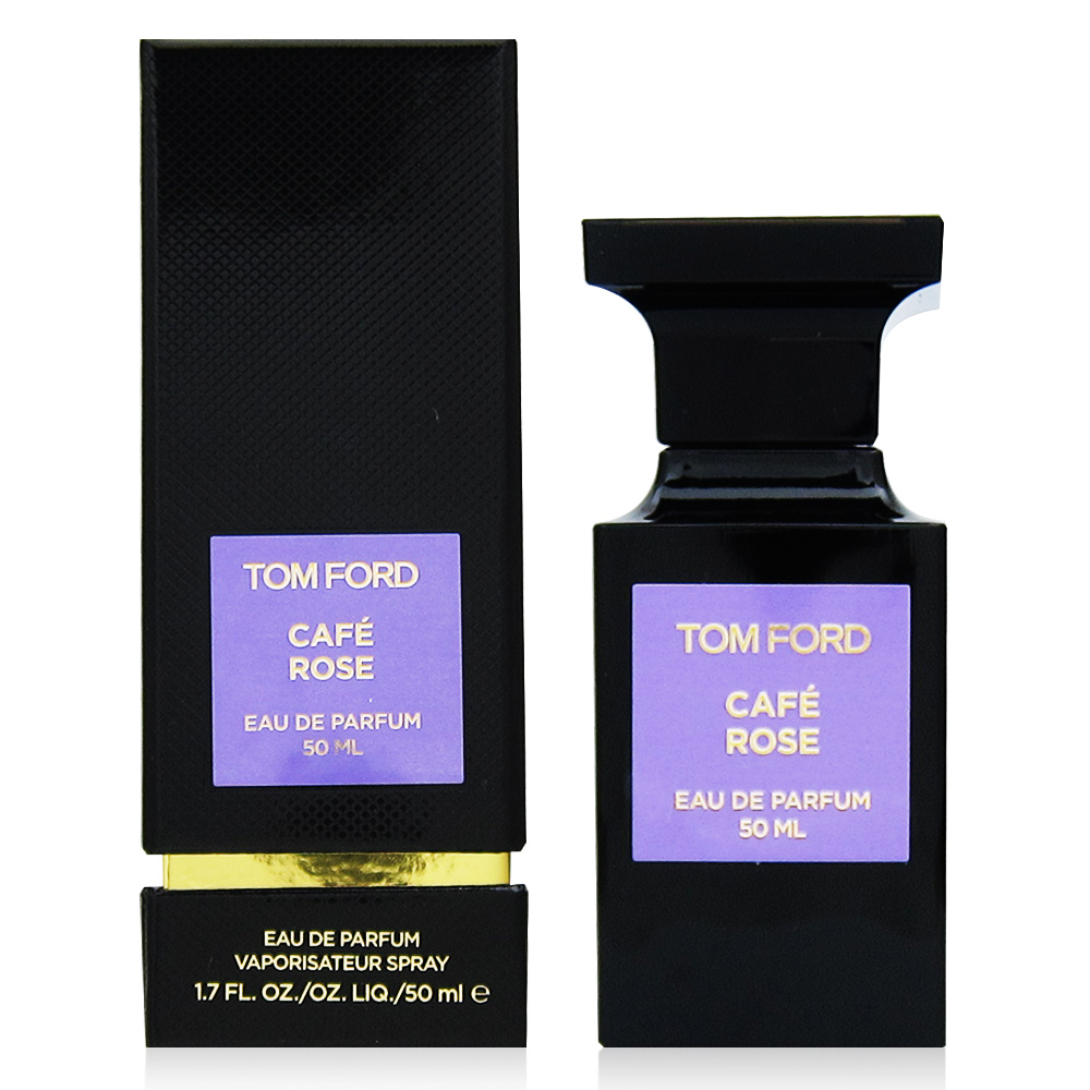 TOM FORD CAFE ROSE咖啡玫瑰淡香精50ml(美國進口)