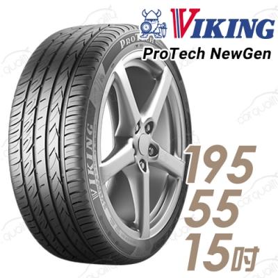 【維京】PTNG 濕地輪胎_送專業安裝_單入組_195/55/15 85V(PTNG)