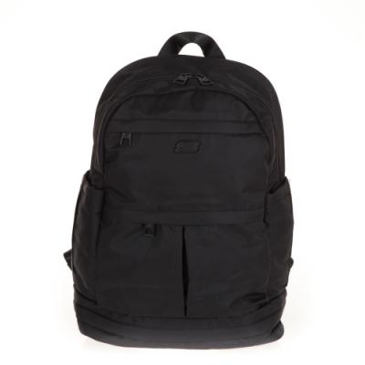 SKECHERS 雙層後背包_黑色 - S80706