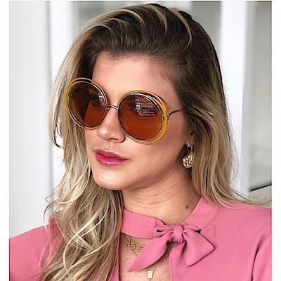CHLOE 名人愛用款 太陽眼鏡 (橘色)CE155S-848