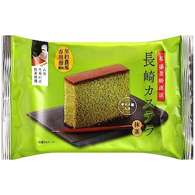 和泉屋 抹茶長崎蛋糕[單個](42g)