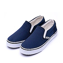 ARRIBA艾樂跑女鞋-素面懶人鞋 便鞋-桃紅/藍(AB8067)