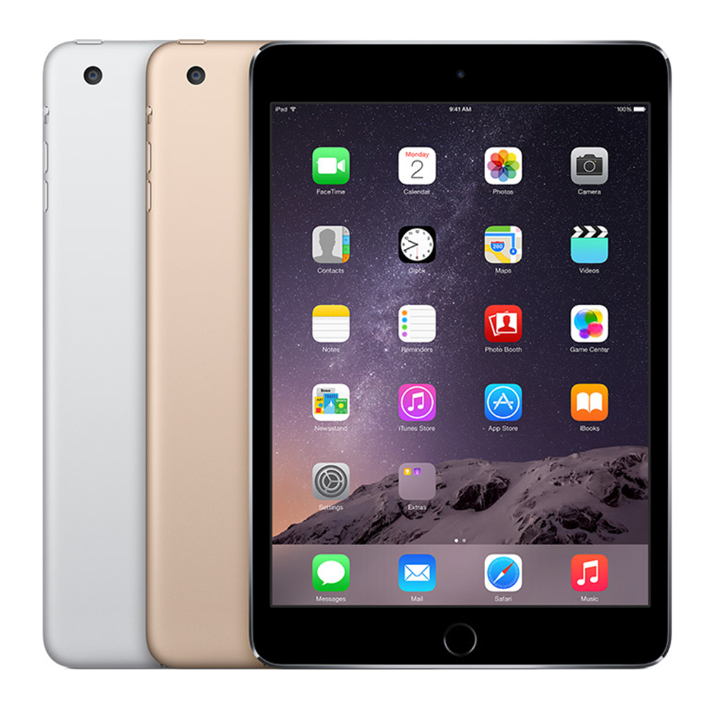 【福利品】Apple iPad mini 3 WiFi 16GB (A1599)