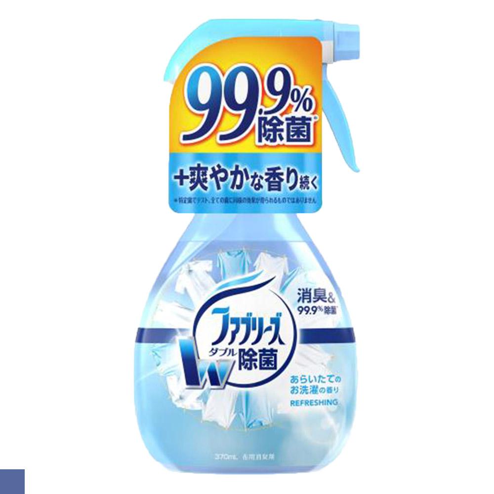 日本 P&G Febreze 布製品 除臭消菌 噴霧劑 - 清爽