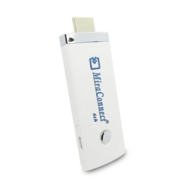 六代MiraConnect-36W 高清自動雙核無線影音鏡像器(送4大好禮)