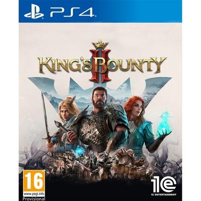 (預購)PS4 King s Bounty II(中文版)