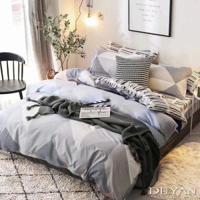 DUYAN竹漾 MIT 天絲絨-單人床包被套三件組-瑞卡爾之歌