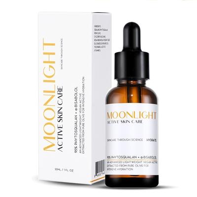 Moonlight 莯光 角鯊烷保養油 /SAP維生素C美白原液 30mL