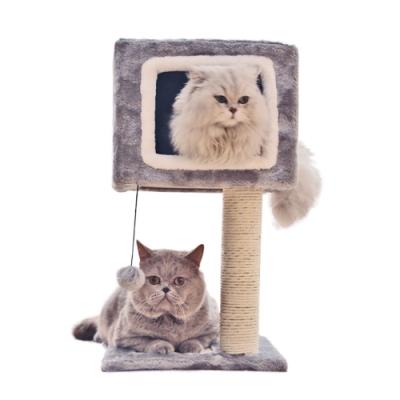 寵愛有家-寵物貓咪玩具貓跳貓爬架(貓咪玩具)