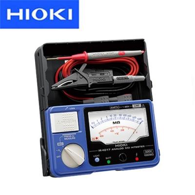 【HIOKI】單段式 指針型 高阻計/絕緣電阻計  IR4017-20