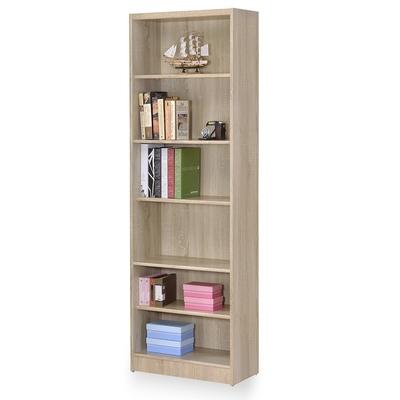 時尚屋 格納2x6尺開放式書櫃 寬60x深30x高180公分