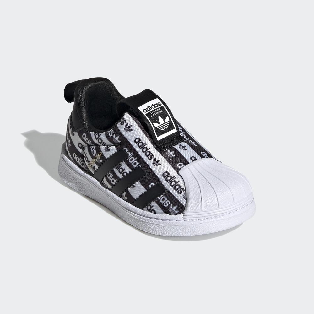 adidas SUPERSTAR 360 經典鞋 男童/女童 EF6642